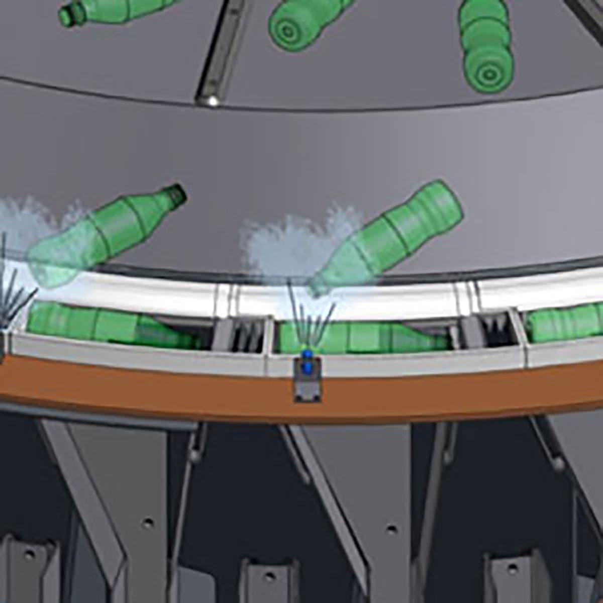 压缩空气节省系统